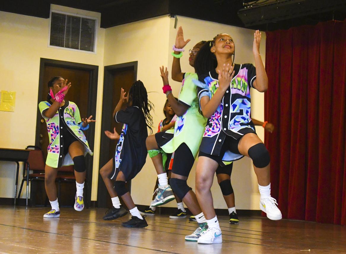 KAO hip hop dance