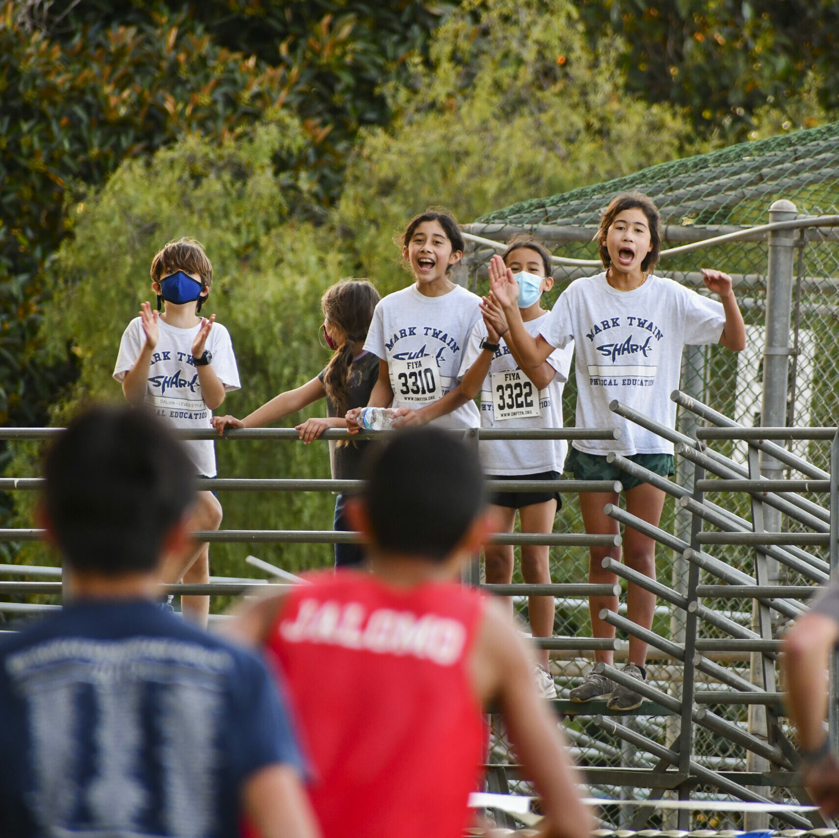 Final XC Meet of the Season Results!